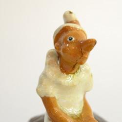 """Статуэтка """"Буратино на черепахе Тортилле"""", арт. 3488"""