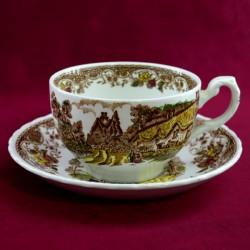 """Чайная пара """"OLDE ENGLAND"""", арт. 3500"""