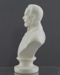 "Бюст ""Чайковский"" белый, арт. 3569"