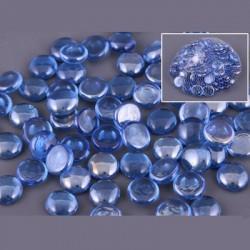 Декоративные стеклянные камушки, 300гр., арт. 0470