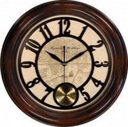 Часы настенные с термометром 70386КТ d32см., арт. 3624