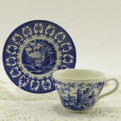 """Чайная пара """"Пейзаж, арт. 3692"""