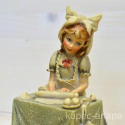 """Статуэтка """"Кухарка - кулинарка"""", арт. 3704"""