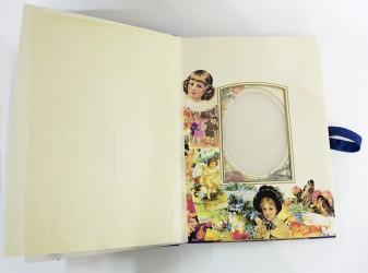 """Альбом для фото викторианский стиль """"Дети"""", арт. 3720/1"""