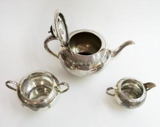 "Чайный сервиз из 3-х пр. ""Узор"" , арт. 3733"