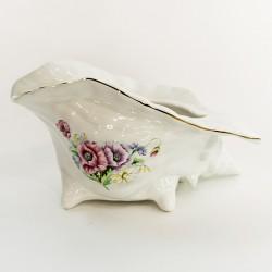 """Кашпо для цветов """"Раковина"""" маки, арт. 3734"""