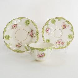 "Чайное трио ""Бутоны роз"", арт. 3754"