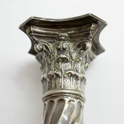 """Подсвечник на 1 свечу  """"Колонна"""", арт. 3765"""