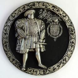 """Панно """"Средневековье. Короли Англии"""" 17*2,5см., арт. 3798"""