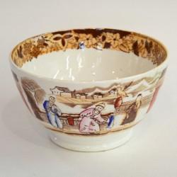 """Чаша для чайной церемонии """"Сцена из жизни"""",  арт. 3808"""