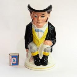 """Кувшин - молочник огромный тоби """"John Bull"""" h25*13*17см., арт.3811"""