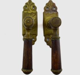 Дверные ручки, скобяные изделия, фурнитура