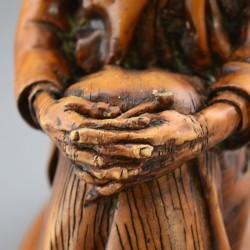 """Фигура """"Пожилая женщина"""" 22*18*10см, арт. 3872"""