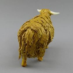 """Фигура """"Шотландский бык"""" 9,5*18*7см, арт. 3873"""