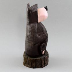 """Фигура """"Медведь"""" 17*8*7см. 786гр, арт. 3895"""