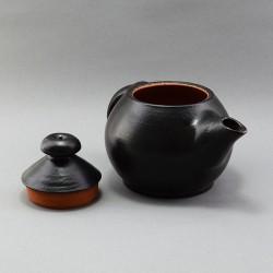 """Керамический чайник """"Черный"""", арт. 3917"""