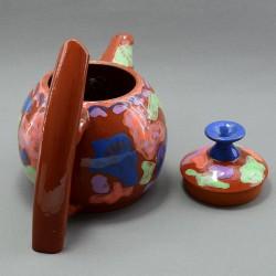 """Керамический чайник """"Хаки. Коричневый"""", арт. 3917"""