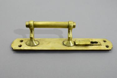 Дверная ручка №5. Латунь., арт. 3935