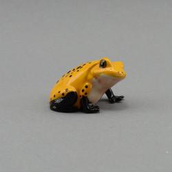 "Фигура миниатюра ""Лягушка желтая"", арт. 4004"
