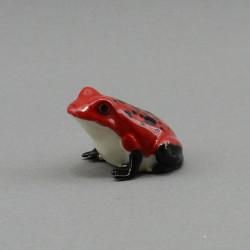 """Фигура миниатюра """"Лягушка красная"""", арт. 4005"""