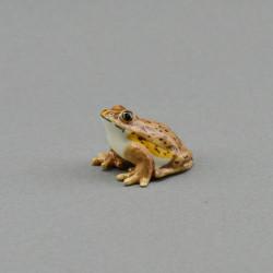 """Фигура миниатюра """"Лягушка коричневая"""" малая, арт. 4007"""