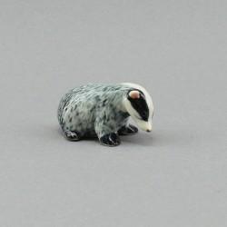 """Фигура миниатюра """"Барсук"""", арт. 4023"""