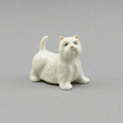 """Фигура миниатюра """"Собака вест"""", арт. 4030"""