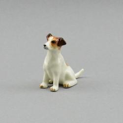 """Фигура миниатюра """"Собака. Джек рассел терьер"""", арт. 4031"""