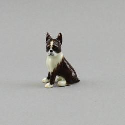 """Фигура миниатюра """"Собака. Боксер щенок"""", арт. 4033"""
