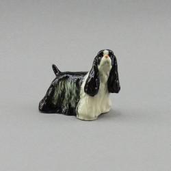 """Фигура миниатюра """"Собака. Кокер американский"""", арт. 4034"""