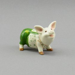 """Фигура миниатюра """"Поросенок. Свинья в штанах"""", арт. 4039"""