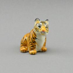 """Фигура миниатюра """"Тигр сидячий"""", арт. 4043"""