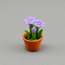"""Фигура миниатюра  """"Цветок"""" в ассорт. 5см., арт. 4047"""
