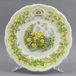 """Тарелка """"Brambly Hedge - Spring"""" 16см, арт. 4124"""