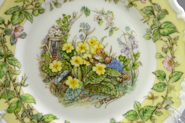 "Тарелка ""Brambly Hedge - Spring"" 16см, арт. 4124"