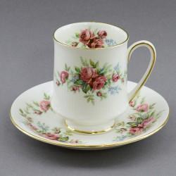 """Чайная пара """"Розы. RAMBLING ROSE"""", арт. 4156"""