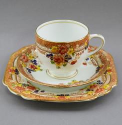 """Чайное трио """"Цветы"""", арт. 4202"""
