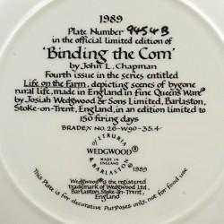 """Тарелка декоративная """"Binding the corn"""", арт. 4246/1"""