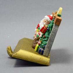 Вешалка - крючок держатель для чулка - носка с подарками, арт. 4247