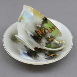"""Чайная пара """"Пейзаж"""", арт. 4256"""