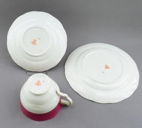 """Чайное трио """"Букет"""", арт. 4265"""