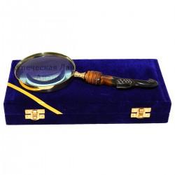 Лупа подарочная в бархатном футляре, арт. 4303