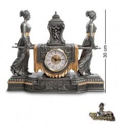 """Часы в стиле барокко """"Уходящее время"""" h30см. , арт. 4344"""