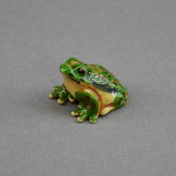 "Фигура миниатюра ""Лягушка малая зеленая"", арт. 4559"