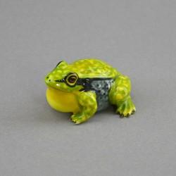 "Фигура миниатюра ""Лягушка жаба поющая"", арт. 4563"