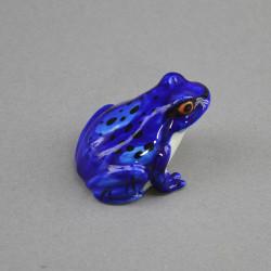 """Фигура миниатюра """"Лягушка синяя"""", арт. 4568"""
