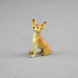"Фигура миниатюра собака ""Чихуа-хуа"", арт. 4574"