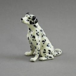 """Фигура миниатюра собака """"Далматинец"""", арт. 4582"""