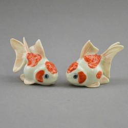 "Фигура миниатюра ""Золотая рыбка, пара"", арт. 4583"