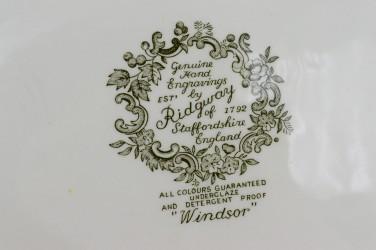 """Блюдо с ручками для пирожных и закусок """"WINDSOR"""",  арт. 4651"""